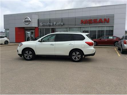 2018 Nissan Pathfinder SL Premium (Stk: 20-070A) in Smiths Falls - Image 1 of 13