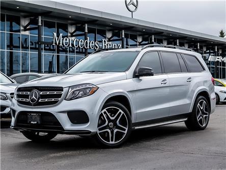 2018 Mercedes-Benz GLS 550 Base (Stk: 39593A) in Kitchener - Image 1 of 28