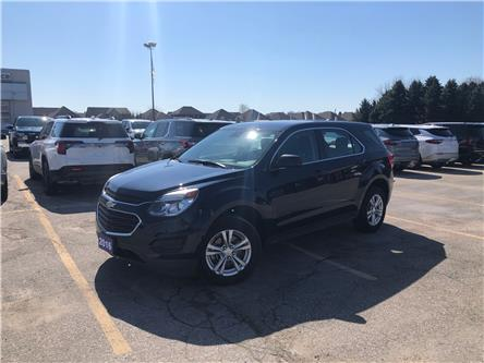 2016 Chevrolet Equinox LS (Stk: 143780) in Strathroy - Image 1 of 9