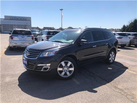 2016 Chevrolet Traverse LTZ (Stk: 273417) in Strathroy - Image 1 of 9