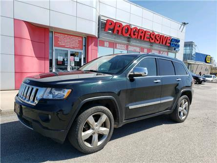 2013 Jeep Grand Cherokee Overland (Stk: DC627647) in Sarnia - Image 1 of 15