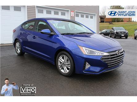 2020 Hyundai Elantra Preferred (Stk: U2606) in Saint John - Image 1 of 21
