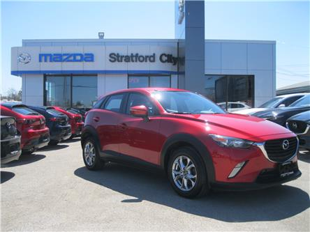 2017 Mazda CX-3 GS (Stk: 19047A) in Stratford - Image 1 of 23