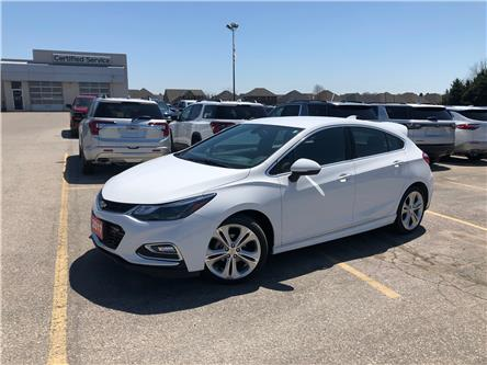2017 Chevrolet Cruze Hatch Premier Auto (Stk: 513391) in Strathroy - Image 1 of 7