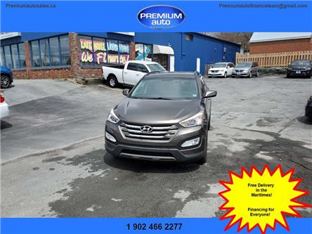 2013 Hyundai Santa Fe Sport 2.4 Premium (Stk: 007002) in Dartmouth - Image 1 of 19