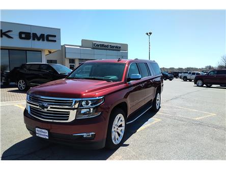2019 Chevrolet Suburban Premier (Stk: 43157) in Strathroy - Image 1 of 5