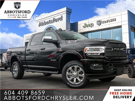 2020 RAM 3500 Laramie (Stk: L128179) in Abbotsford - Image 1 of 27