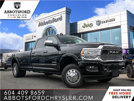 2020 RAM 3500 Limited (Stk: L154647) in Abbotsford - Image 1 of 27