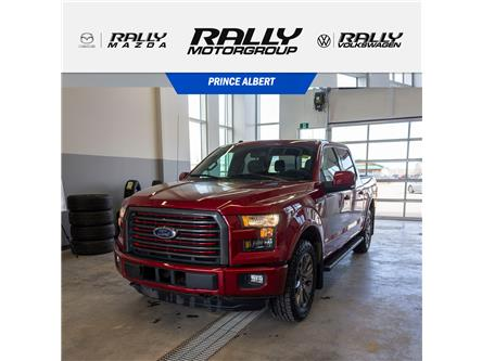2016 Ford F-150 Lariat (Stk: V1143) in Prince Albert - Image 1 of 15