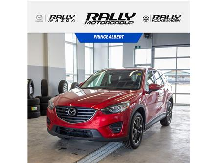 2016 Mazda CX-5 GT (Stk: V1171) in Prince Albert - Image 1 of 14