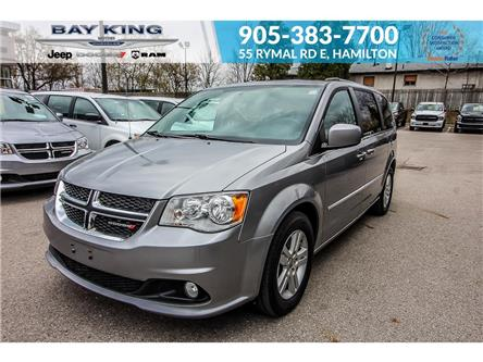 2016 Dodge Grand Caravan Crew (Stk: 193627A) in Hamilton - Image 1 of 25