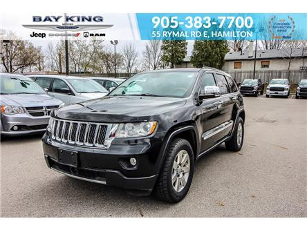 2012 Jeep Grand Cherokee Overland (Stk: 7024A) in Hamilton - Image 1 of 25