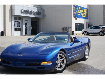 2003 Chevrolet Corvette Base (Stk: P3558) in Salmon Arm - Image 1 of 17