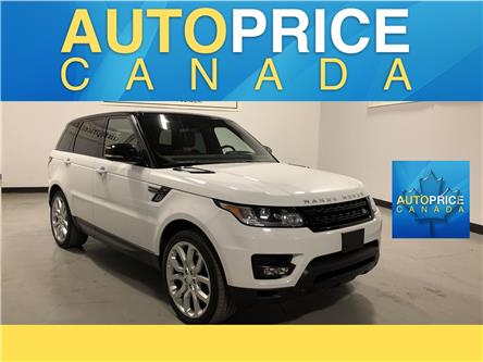 2014 Land Rover Range Rover Sport V8 Supercharged (Stk: R0939) in Mississauga - Image 1 of 26