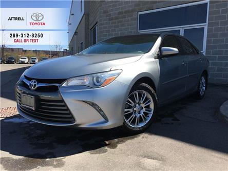 2015 Toyota Camry LE UPGRADE POWER DRIVER SEAT, ABS, ALLOY WHEELS, A (Stk: 43823A) in Brampton - Image 1 of 25