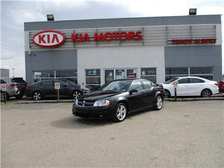 2014 Dodge Avenger SXT (Stk: 40063A) in Prince Albert - Image 1 of 6