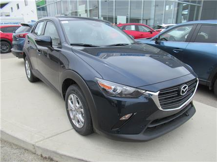2020 Mazda CX-3 GS (Stk: M2707) in Calgary - Image 1 of 2