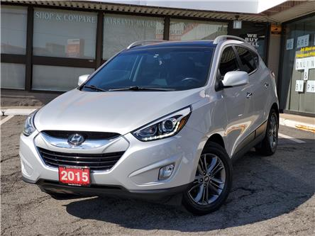 2015 Hyundai Tucson GLS (Stk: 2004113) in Waterloo - Image 1 of 24