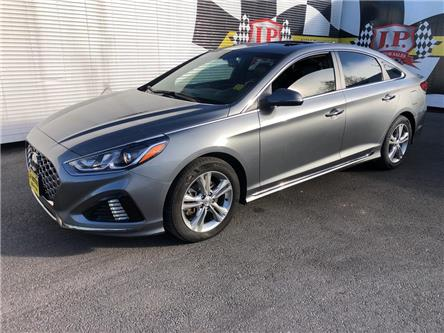 2018 Hyundai Sonata Sport (Stk: 49171) in Burlington - Image 1 of 25