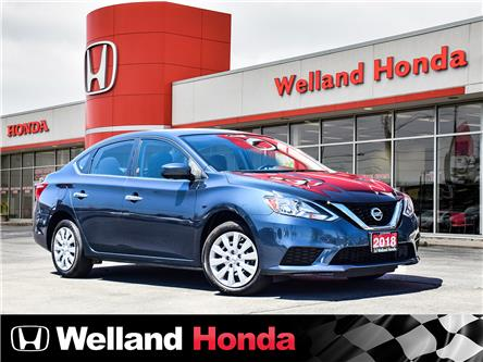 2018 Nissan Sentra 1.8 SV (Stk: U6782) in Welland - Image 1 of 15