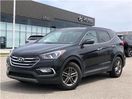 2018 Hyundai Santa Fe Sport Luxury (Stk: 093813) in Brampton - Image 1 of 20