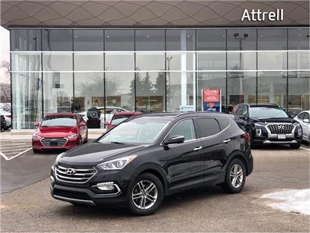 2018 Hyundai Santa Fe Sport Luxury (Stk: 5NMZUD) in Brampton - Image 1 of 17