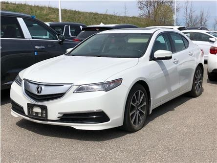 2015 Acura TLX Tech (Stk: 801336) in Brampton - Image 1 of 18