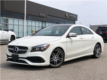 2017 Mercedes-Benz CLA 250 Base (Stk: 428701) in Brampton - Image 1 of 20