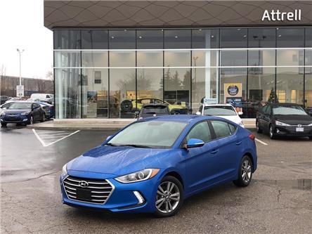 2018 Hyundai Elantra GL (Stk: KMHD84) in Brampton - Image 1 of 19