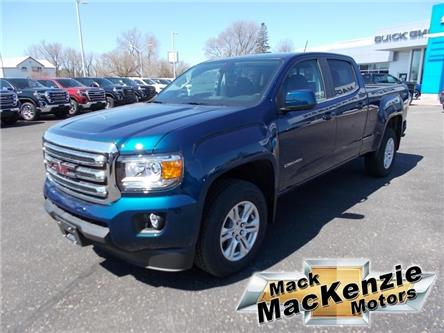 2020 GMC Canyon SLE (Stk: 29629) in Renfrew - Image 1 of 10