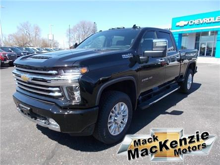 2020 Chevrolet Silverado 2500HD High Country (Stk: 29669) in Renfrew - Image 1 of 12