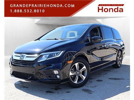 2019 Honda Odyssey EX (Stk: P20-008) in Grande Prairie - Image 1 of 26