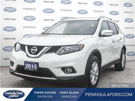 2015 Nissan Rogue SL (Stk: 20RA07A) in Owen Sound - Image 1 of 25