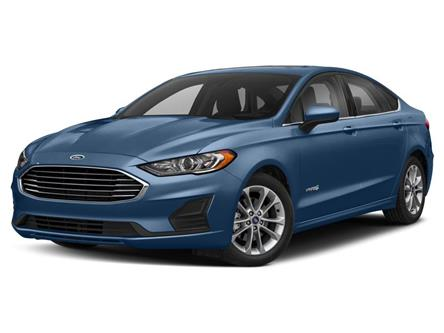 2019 Ford Fusion Hybrid SEL (Stk: 170UL) in South Lindsay - Image 1 of 9
