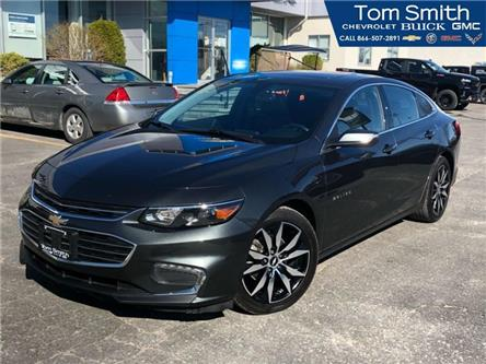 2016 Chevrolet Malibu 1LT (Stk: 200348A) in Midland - Image 1 of 19