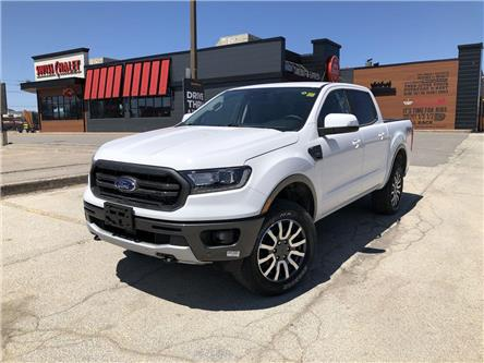 2020 Ford Ranger Lariat (Stk: RG20338) in Barrie - Image 1 of 18