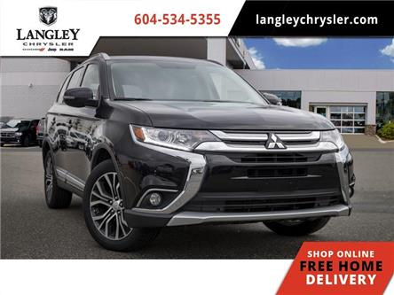 2018 Mitsubishi Outlander SE (Stk: K645338A) in Surrey - Image 1 of 23