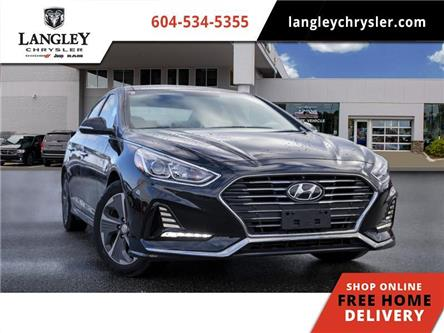 2018 Hyundai Sonata Hybrid Limited (Stk: LC0094) in Surrey - Image 1 of 24