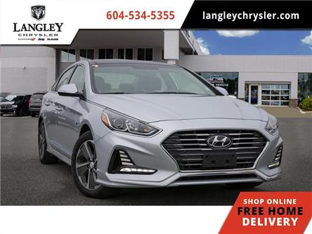 2018 Hyundai Sonata Hybrid Limited (Stk: LC0092) in Surrey - Image 1 of 22