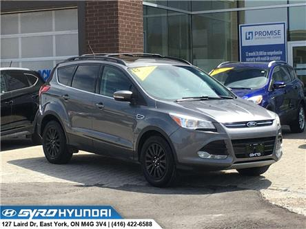 2013 Ford Escape SEL (Stk: H5689A) in Toronto - Image 1 of 21