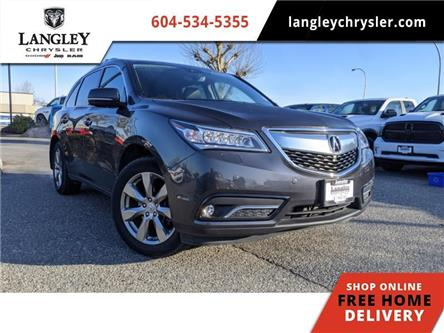 2016 Acura MDX Elite Package (Stk: L305877A) in Surrey - Image 1 of 20
