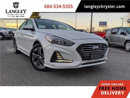2018 Hyundai Sonata Hybrid Limited (Stk: LC0264) in Surrey - Image 1 of 18