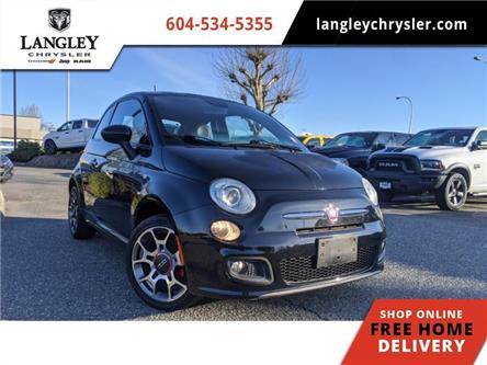 2013 Fiat 500 Sport (Stk: L158621A) in Surrey - Image 1 of 14