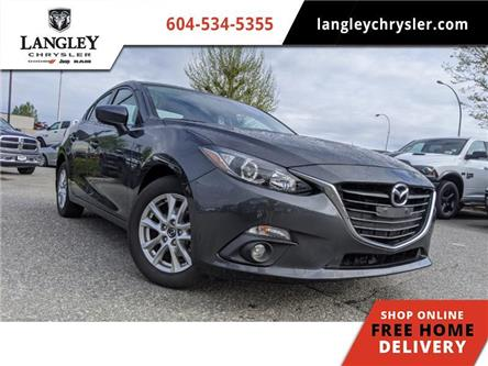 2015 Mazda Mazda3 GS (Stk: L205214A) in Surrey - Image 1 of 18