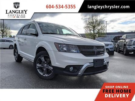 2015 Dodge Journey Crossroad (Stk: K773176A) in Surrey - Image 1 of 20