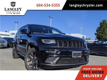 2019 Jeep Grand Cherokee Limited (Stk: LC0318) in Surrey - Image 1 of 22