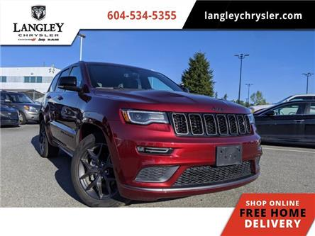 2019 Jeep Grand Cherokee Limited (Stk: LC0319) in Surrey - Image 1 of 23