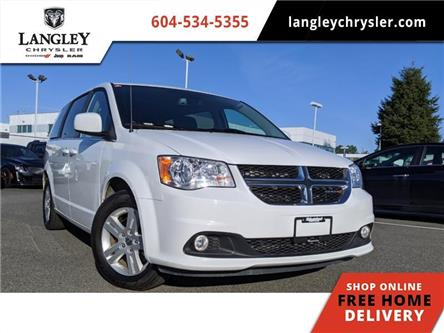 2019 Dodge Grand Caravan Crew (Stk: LC0283) in Surrey - Image 1 of 19