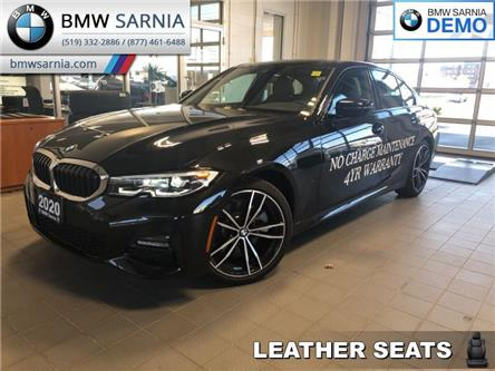 2020 BMW 3 Series 330i xDrive (Stk: B2015) in Sarnia - Image 1 of 19