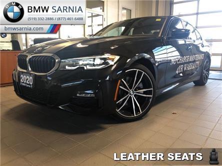 2020 BMW 3 Series 330i xDrive (Stk: B2011) in Sarnia - Image 1 of 20